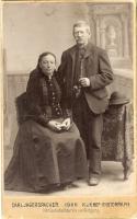 Mathias und Maria Weninger